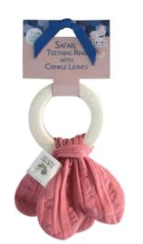 Tikiri Comforter Teether Pink