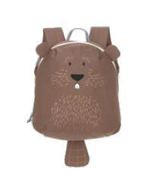 Lässig Tiny Backpack ''About friends''  Bever