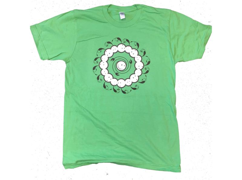 T-shirt Green Circle of Truth
