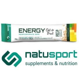 Natusport  Energy  Bar Citrus Fruit (p/st)