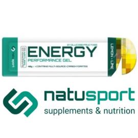 Natusport Energy Gel Lemon Lime (p/st)