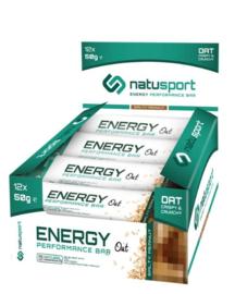 Natusport Energy Bar Salty Peanut (p/st)