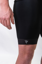 Yarn Bibshort Black/Grey