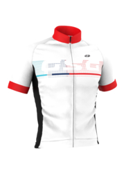 GSG Zoncolan Jersey Bianco/Rosso