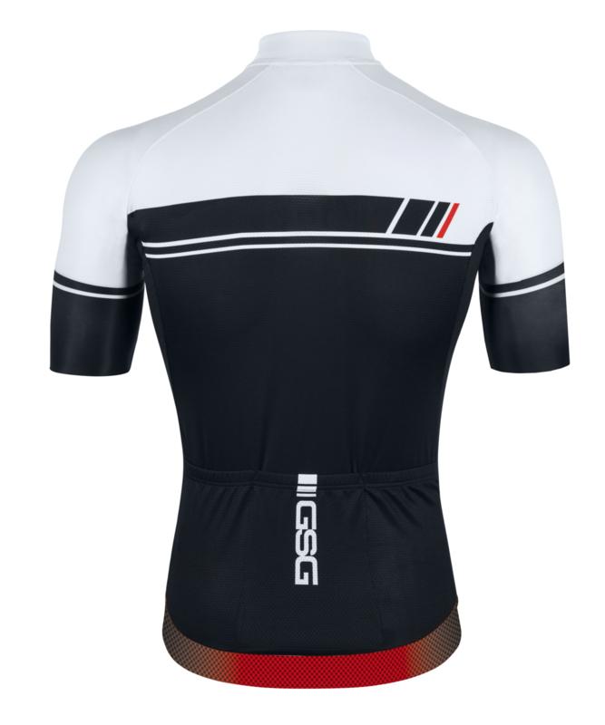 GSG Stelvio Jersey (Black/White)
