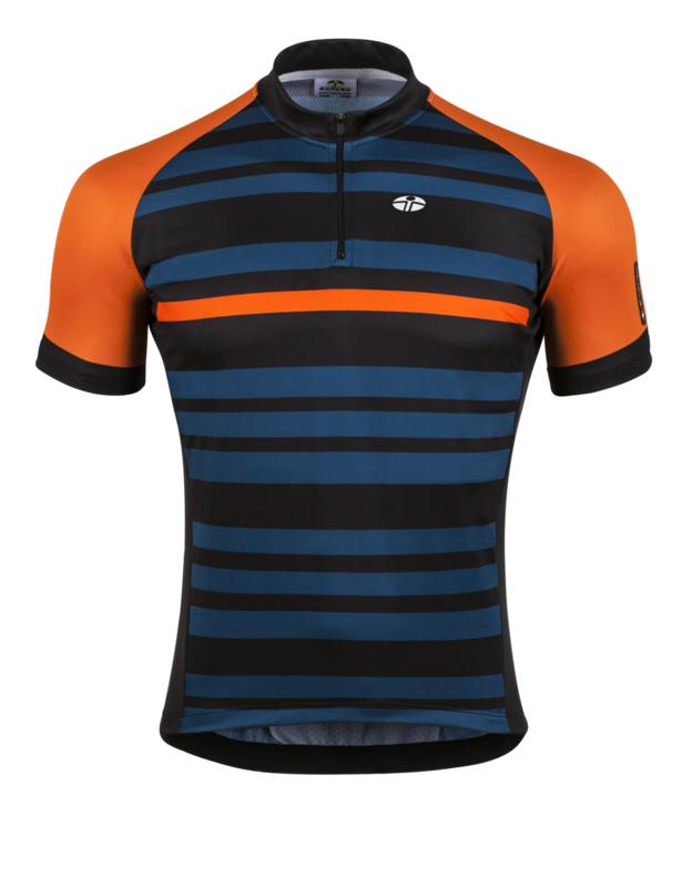 GSG Senales MTB Jersey Blue/Orange