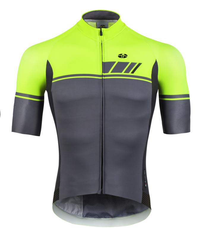GSG Stelvio Jersey (Neon Yellow)