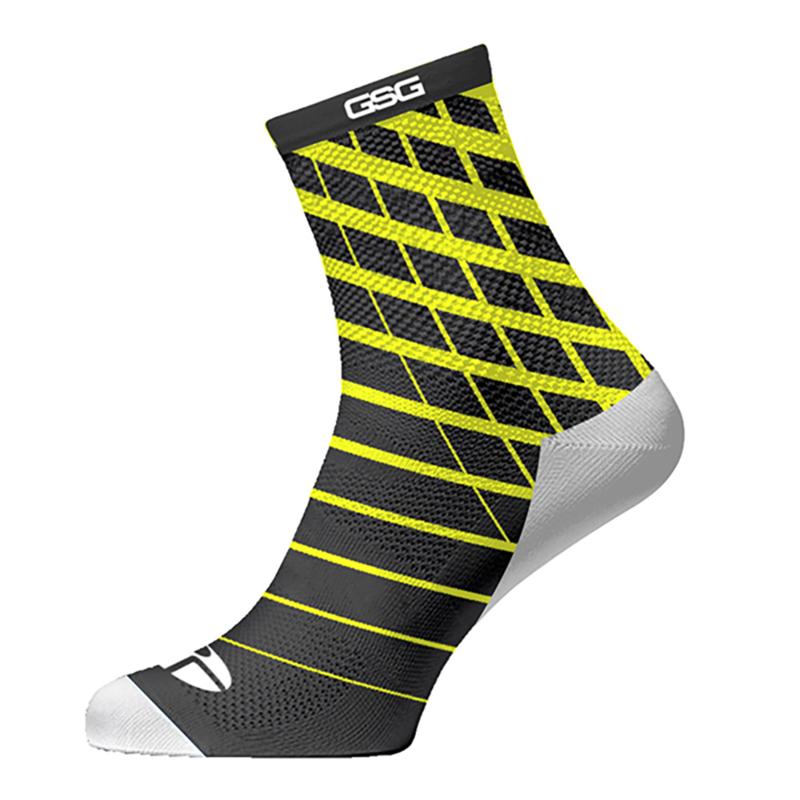 GSG Sock 3 Yellow