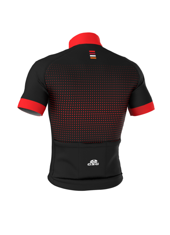 GSG Zoncolan Jersey Red/Black