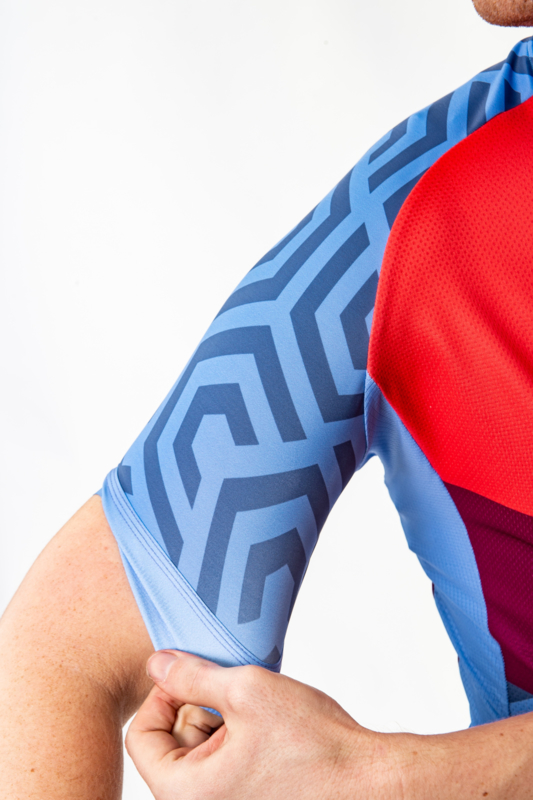 Yarn Jersey Graphic Party spec