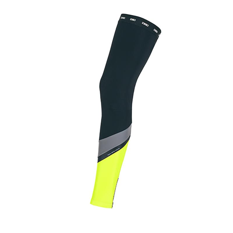 GSG Armstukken (Black / Neon Yellow)