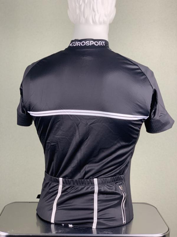 Korte mouw, Eurosport, zwart