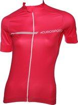 Eurosport shirt korte mouw, roze