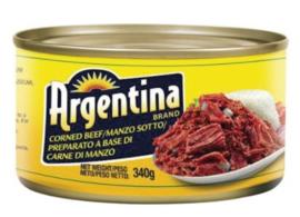 Argentina Argentina Cornedbeef 340g