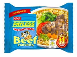 Payless Instant Noodles Beef Mami 55g