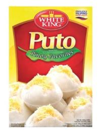 White King Knoedelsmix Puto (Gistdeegballetjes) puto 400g