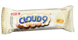 Cloud 9 White bars 28g