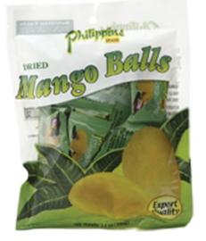 Philippine Brand Mango Bolletjes 100g