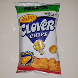 Leslie's Clover Chips Cheese 95g