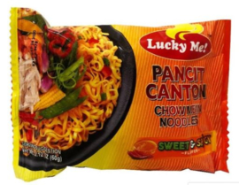 Lucky Me Pancit Canton Sweet and Spicy 80g