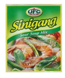UFC Sinigang Zure Soep (Mix) 40g