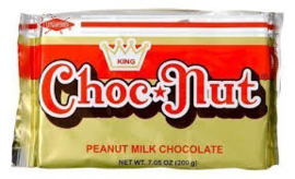Choc Nut peanut milk chocolate