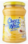 Kraft Cheeze Whiz Orig 450g