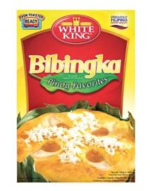 White King Bibingka Mix (Rijstcake) 500g