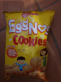 Nissin Eggnog cookies 130g