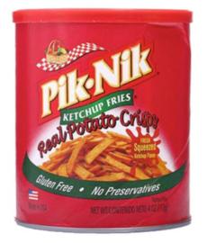 Pik Nik Ketchup Fries  113g