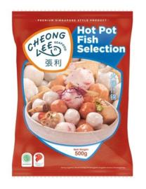 Cheong Lee Seafood Visselectie voor Hot Pot 500g
