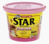 Star Margarine Sweet Blend 250g