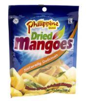 Philippine Brand Gedroogde Mango 100g