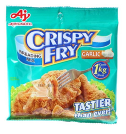 Ajinamoto Crispy fry Breading mix Garlic  62g