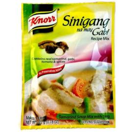 Knorr Sinigang Na May Gabi 22g