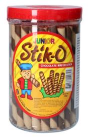 Stick-O Wafer Stik-O Chocolade 380g