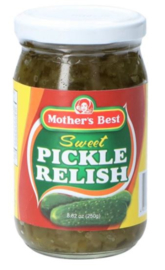 Mothers Best Sweet Pickled Relish 250g
