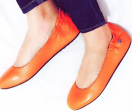 Zoe Orange maat 38