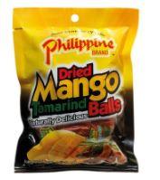 Philippine Brand Mango-Tamarindebolletjes 100g