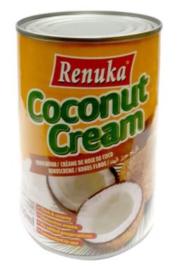 Renuka Renuka Kokoscrème (22% Vet) 400ml
