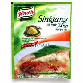 Knorr Sinigang Na May Miso 25g