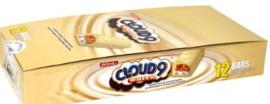 Cloud 9 White bars 12 stuks x 28g
