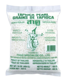 Food Specialized Co Tapioca pearl Small 454g