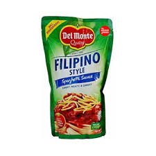 Spaghetti sauce Filipino Style