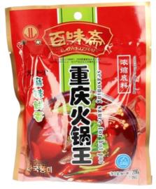 Baiweizhai Hot Pot Sichuan Saus 200g