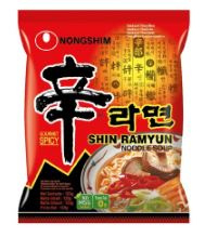 Nong Shim Instant Noedels Shin Ramyun 120g