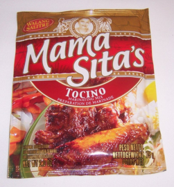 Mama Sita's Tocino Marinating Mix 75g