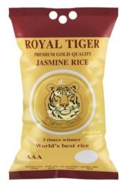 Royal Tiger Jasmijnrijst GOLD (Pandanrijst) 5kg