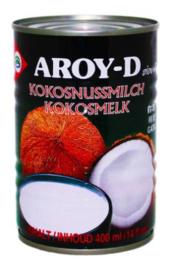 Aroy D Coconut Milk A  400ml
