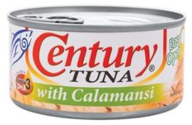 Century Tonijnstukken Calamansi 180g